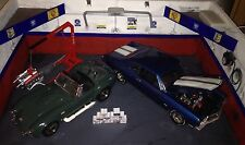 1/18 scale diorama garage Hot Rod Style Branded Boxes #SET 5