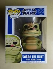 Funko POP Jabba The Hutt Star Wars Vinyl Bobblehead Figure