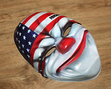 Payday : The Heist Mask from Gamescom 2014 very Rare