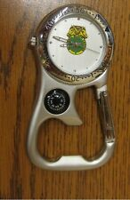 New Old Stock Teamsters National Black Caucus Clip Watch Compass Works Union