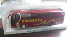 Rietze HO 1/87 MAN R 02 Bohn Advertising Bus NIP