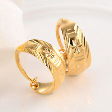 Streak Classic Vintage Hoop Earrings Fashion Jewelry Womens Earings