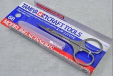 Tamiya 74068 Modeling Scissors For Photo Etched Parts Craft Tools