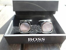 Brand New Hugo Boss T-Alfred Mother of Pearl Cufflinks (50287828)
