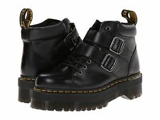 Dr. Martens Women's Bryony Devon Aggy Style BLACK Smooth Boot US 8 EU 39 UK 6