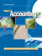 Century 21 Accounting Multicolumn Journal by Gilbertson