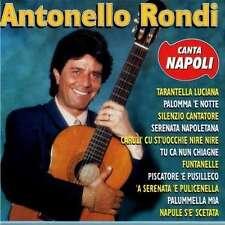 Canta Napoli - Antonello Rondi CD