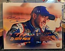 Chase Elliott 2016 Panini National VIP Party 8X10 Autograph Auto Photo - NASCAR