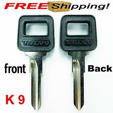 1 BLANK KEY FIT FOR VOLVO 740 760 780 240 DL GL 960 940 GLE 008