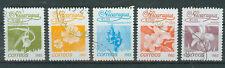 Nicaragua Briefmarken 1983 Blumen Mi 2354 bis 2358