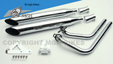 Silvertail K02 Auspuff exhaust Honda VT 125 C Shadow 99-06 JC29 / JC31 NEW