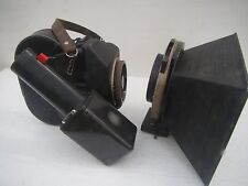 35mm movie camera Konvas KSR KCP 2M body motor viewfinder starter Magazines