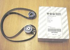 ALFA ROMEO 166 2.4 20 V JTD CF4 DIESEL NUOVO ORIGINALE CAM TIMING BELT KIT 71754564