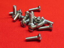1928-48 Ford open car rear window frame screws for original frames O10  roadster