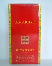 GIVENCHY  AMARIGE  100ml EAU DE TOILETTE  3.4 oz Spray NEU OVP