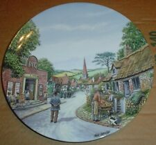 Royal Doulton Ltd Edition Collectors Plate SATURDAY MATINEE  - CRINKLEY BOTTOM