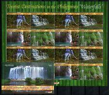 Philippinen Philippines 2014 Wasserfälle Water Falls Natur Landschaften ** MNH