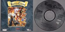 Battle Chess Collection 4 Classic On One CD ROM PC DOS Version 1997 Interplay