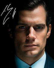 HENRY CAVILL #1 10X8 PRE PRINTED (SIGNED) LAB QUALITY PHOTO REPRINT - FREE DEL