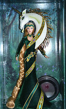 Lady of the Unicorns Barbie Doll by Bob Mackie MIMB Tissued Box