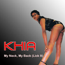 Khia - My Neck, My Back (Lick It) [New CD] Manufactured On Demand