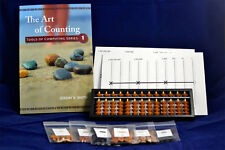 Art of Counting complete workshop; Math, abacus, education FREE SHIPPING