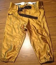 Iowa Hawkeyes 2012 Football Game Pants - Authentic - Team-Issued-Nike- Sz. XXL