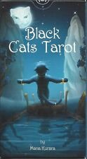 BLACK CATS TAROT Deck Card Set tarot cat kitten fortune telling oracle cards