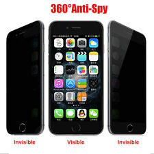 Privacy Anti Spy Tempered Glass Screen Protector Shield for iPhone 6 6S plus