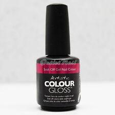 Artistic Nail Design    PART A Colour Gloss Soak Off Gel Colour - SHIP IN 24H