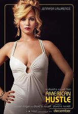 American Hustle (2013) Movie Poster (24x36) - Jennifer Lawrence NEW
