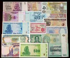 African States Banknotes UNC x LOT 16 PCS