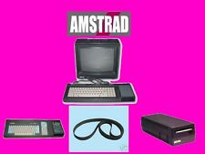 ✿ Courroie AMSTRAD CPC 6128 664 6128+DDI-1 Belt + Notice ✿