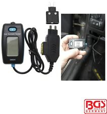 BGS Tools Digital Current Tester For Car Automotive Fuse Contact  63520