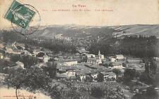 CPA 81 LES AVALATS PRES ST JUERY VUE GENERALE