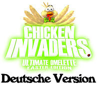 Chicken Invaders 4 ULTIMATE sua omelette con osteredition-XP/Vista/7/8/10