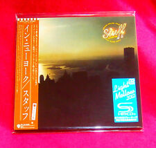 STUFF LIVE IN NEW YORK CITY JAPAN SHM MINI LP CD NEW OUT OF PRINT WPCR-14407