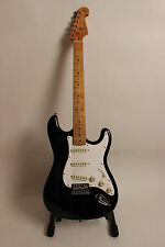 E-GUITAR Strat style SX Maple neck +4/4 in black /good Teaching guitar NEW