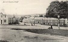 Burrell Square Crieff old pc used 1905 J Ford Balfour Comrie Street