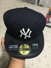 59 fifty new era cap new york yankees 6 7/8 brand new jay z baseball