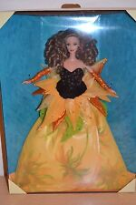 1998 Limited Edt Artist Series SUNFLOWER BARBIE Inspired by Vincent Van Gogh