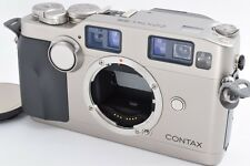 CONTAX G2 Rangefinder Film Camera Body Excellent- From JAPAN #4F1