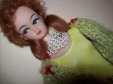 Alte Petra Puppe, frühe 60er Jahre, Spielzeug, Sammlung, Puppe, Barbie Clone