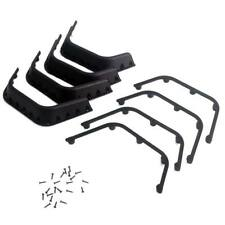 D90-7 Plastic Black Fender Flares For RC 1:10 Electric Land Rover D90