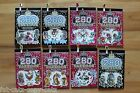 1x BOOK OF 6 SHEETS:GIRLS or BOYS TEMPORARY TATTOOS GIFT PARTY LOOT BAG UKSELLER