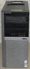 Dell Optiplex 960 Desktop Core 2 Duo E8600 3.33Ghz 4GB 160GB Hard Drive DVD-RW
