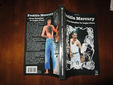 FREDDIE MERCURY..FROM ZANZIBAR TO LOGAN PLACE DI LINDA CURTIS ED.LO VECCHIO