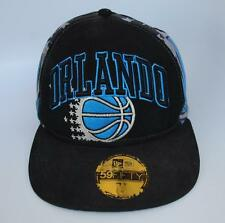 "New Era 59FIFTY ""ORLANDO"" MAGIC Size 7 3/8 58.7cm Fitted WOOL Baseball Cap Hat"