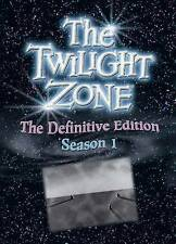 The Twilight Zone: The Complete First Season, New DVDs