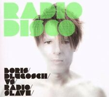 RADIO DISCO =Boris Dlugosch / Radio Slave=2CD= TECHNO ELECTRO TECH HOUSE MINIMAL